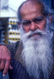 Indian Man Kenya