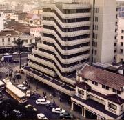 Nairobi from Roof