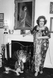Ethel Merman at Home